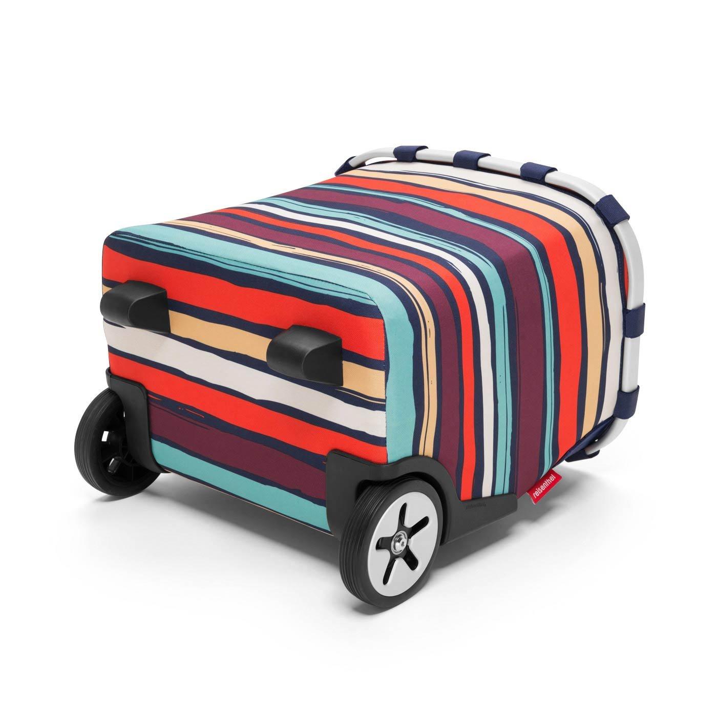 reisenthel Carrycruiser Shopping Trolley, Artist Stripes by reisenthel (Image #4)
