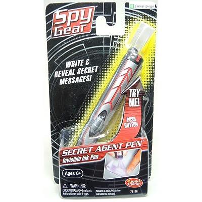 SPy Gear Secret Agent Pen: Toys & Games