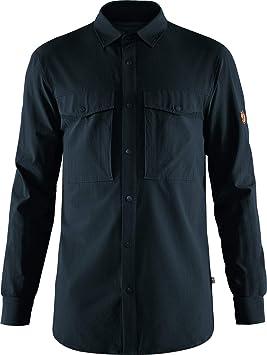 Fjallraven Abisko Trekking Shirt M - Camisa de Senderismo con Manga Larga Hombre: Amazon.es: Deportes y aire libre