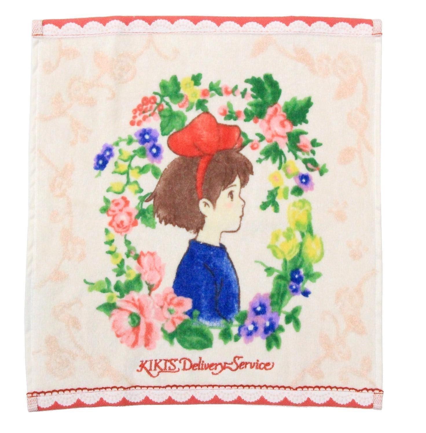 Marushin Studio Ghibli Kiki's Delivery Service Wash towel agate 34x36cm