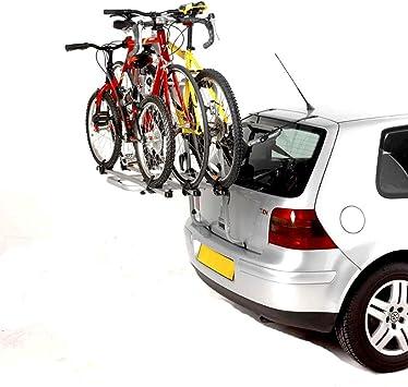 Mont Blanc S3 3 - Transporte de Bicicletas para Coche: Amazon.es ...