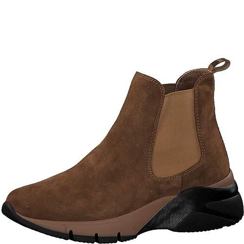 Tamaris Damen Stiefeletten 25441 33, Frauen Chelsea Boots