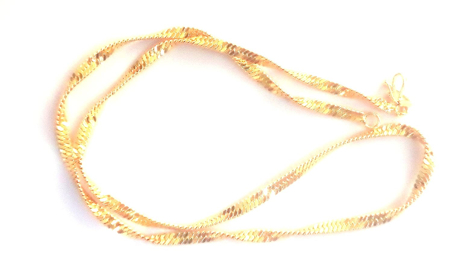 youtube or test gold a tell fake how if me is necklace breakpoint to real at