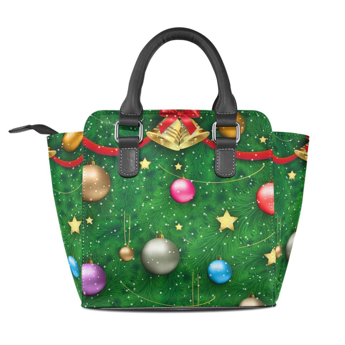Outdoor Christmas Decor Ornament Womens Classy Satchel Handbag Handbag With shoulder Strap Crossbody Bag