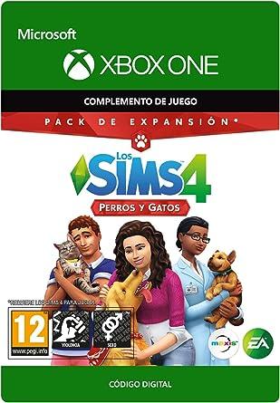 THE SIMS 4 CATS & DOGS - Xbox One - Código de descarga: Amazon.es: Videojuegos