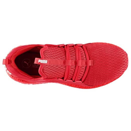 Puma Mega NRGY Running Shoes Mens Red Jogging Trainers Sneakers (UK10)  (EU44.5) (US11)  Amazon.co.uk  Sports   Outdoors 08201d5c7