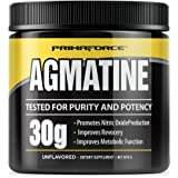 PrimaForce Agmatine Sulfate Powder Supplement, 30 Grams – Promotes Nitric Oxide Production / Enhances Performance