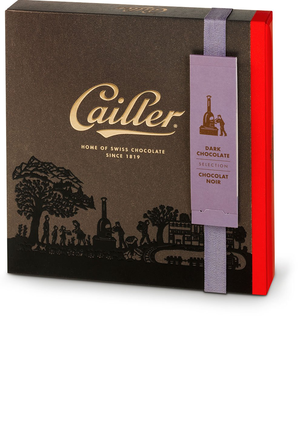 CAILLER Chocolate Signature Selection Small Box Assortment (16 ...