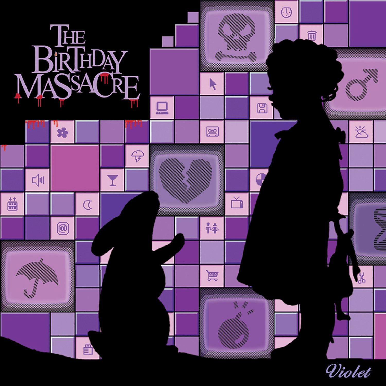 CD : The Birthday Massacre - Violet (CD)