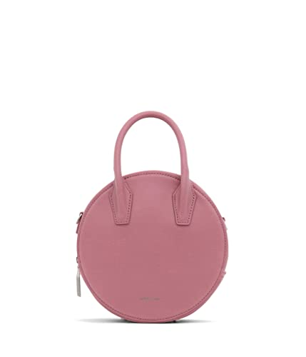 d7d68a2211de Matt & Nat Kate Mini Crossbody Bag, Berry: Handbags: Amazon.com