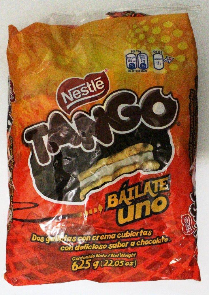 Amazon.com : Tango chocolate regular size chocolate tango 25 unidades, One Bag of 25 Cookies, tango, nestle chocolate : Grocery & Gourmet Food