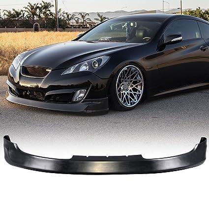 Rear Diffuser Body Kit PU Bumper Lip Spoiler for 2010-2016 Hyundai Genesis Coupe