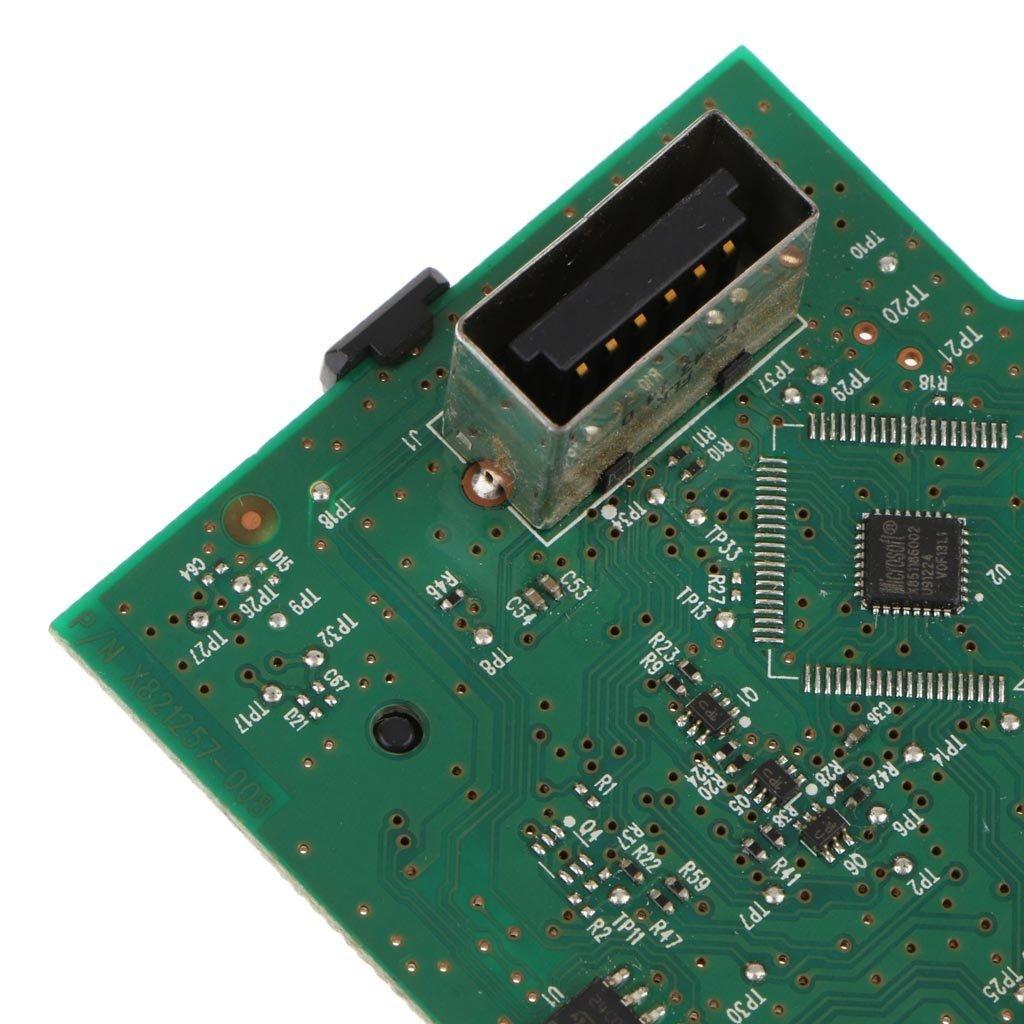 Backbayia Netzschalterkarte Einbaupanel Empf/änger RF kabellos