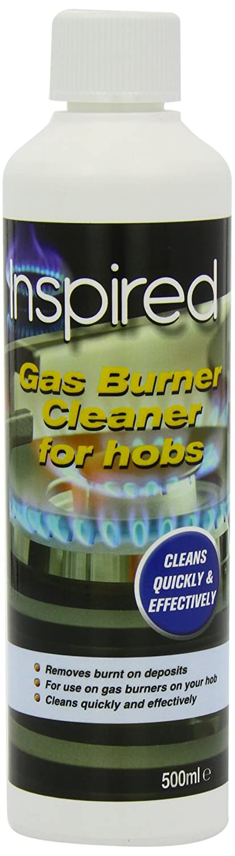 Mcklords Inspired Gas Burner Cleaner for Hobs 500 ml