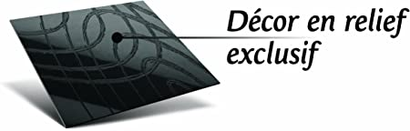 CEP Origins 4 Drawer Desktop Module Black