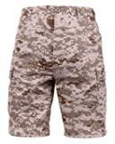 Rothco Bdu Short P/C - Desert Digital Camo, Large