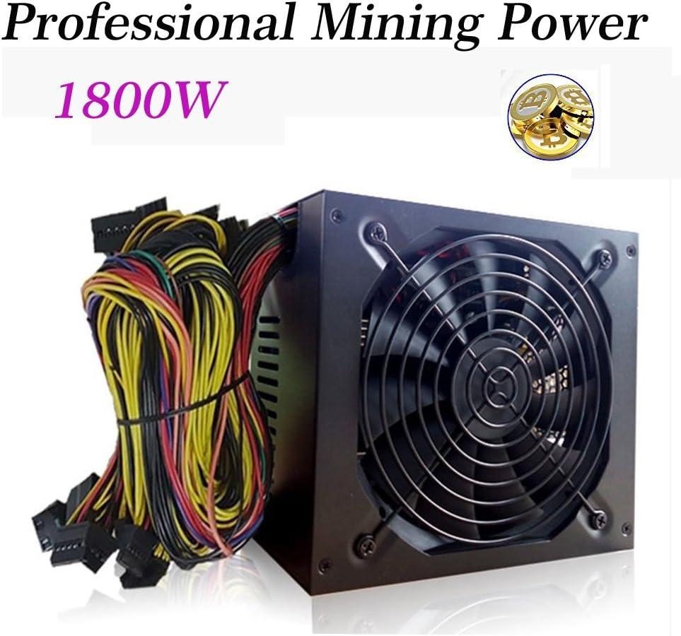 Mining Machine Power Supply 1800w Computer Power ATX for BTC ETH S9 S7 L3 D3 T9