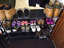 My favorite part of this shoe-rack is...