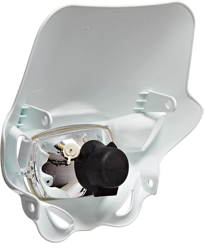 Acerbis 2042750001 Black DHH Headlight