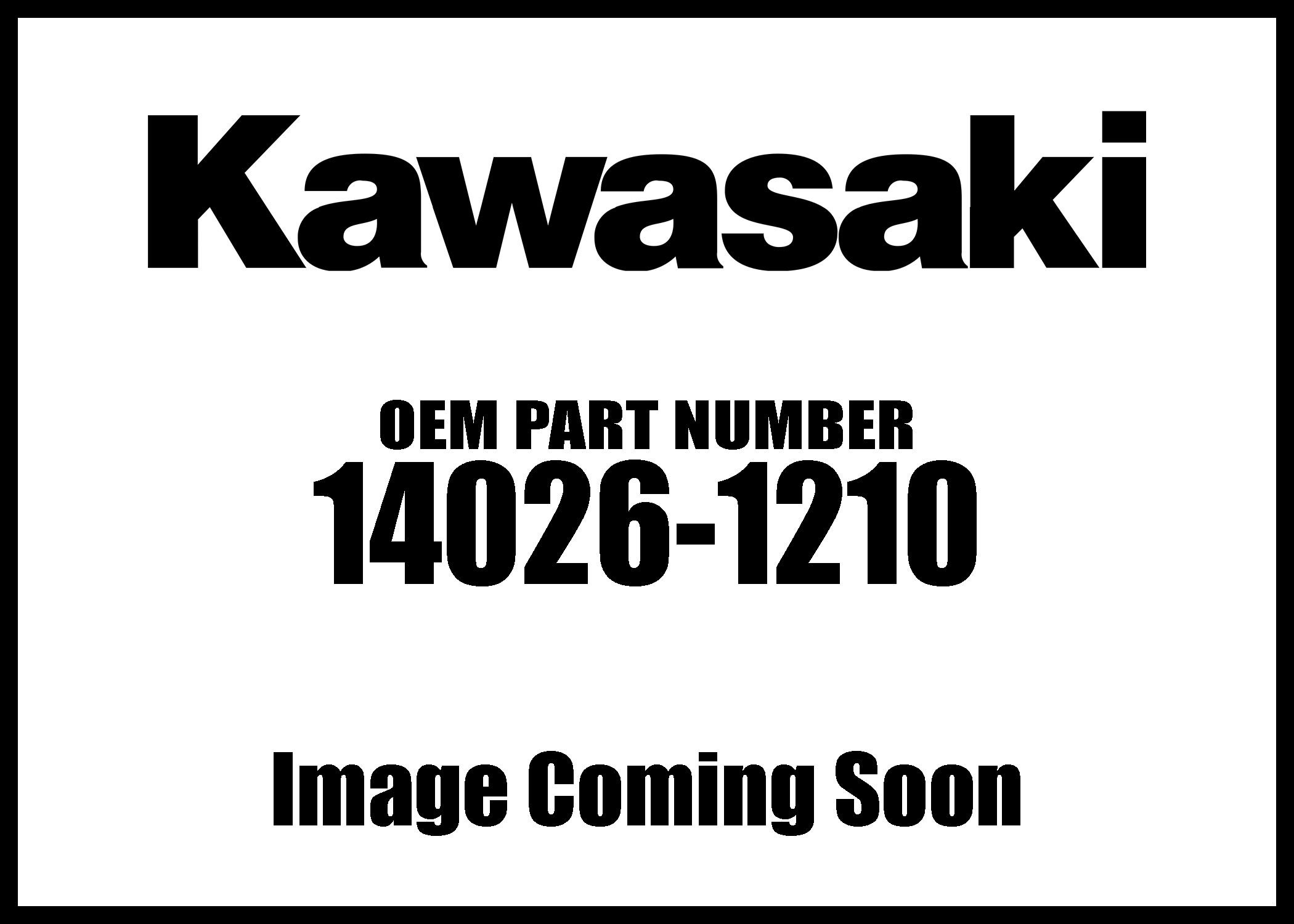 Kawasaki 1995-2003 Lakota 300 Lakota Sport Chain Cover 14026-1210 New Oem