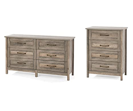 Amazon.com: Better Homes & Gardens Modern Farmhouse 6-Drawer ...