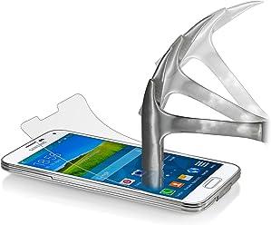 Protection d'écran StilGut en verre trempé pour Samsung Galaxy S5 & Galaxy S5 new