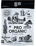 Shin Nong PRO ORGANIC All Purpose Fertilizer, 3-Pound Bag (Granular), 100% Organic Fertilizer