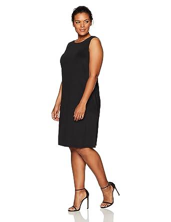Kasper Women\'s Plus Size Swing Dress at Amazon Women\'s Clothing store:
