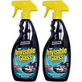 Invisible Glass Spray Window & Glass Cleaner, 22 ounces (Pack of 2)