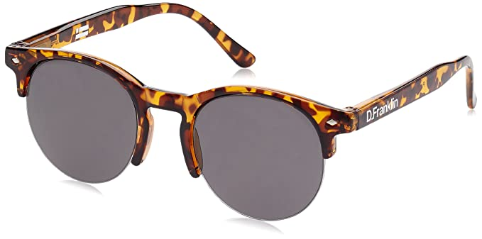 D. Franklin America Gafas de Sol, Carey, 50 Unisex Adulto ...
