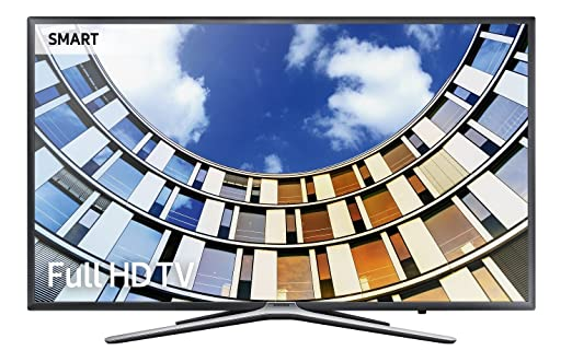 """19 opinioni per Samsung UE32M5500 32"""" Full HD Smart TV Wi-Fi Titanium LED TV- LED TVs (81.3 cm"""