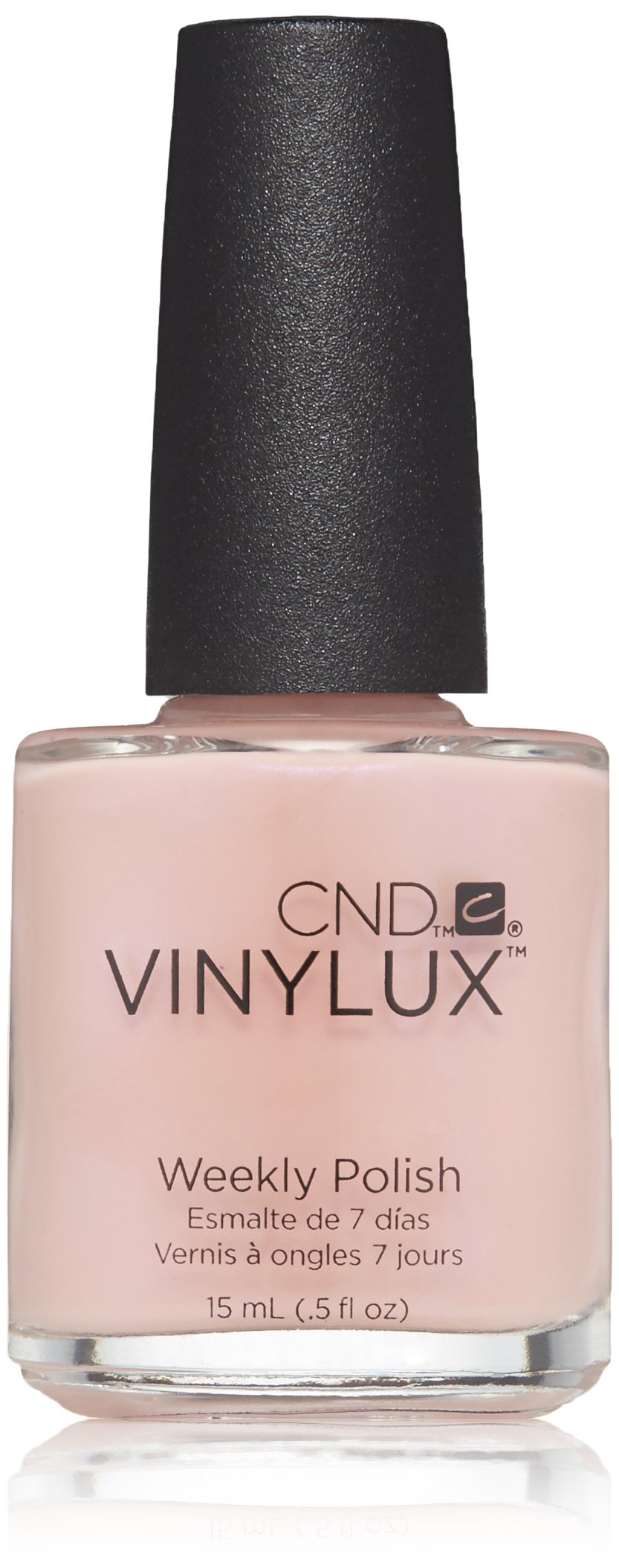 Amazon.com: CND Vinylux Weekly Polish, Be Demure, 0.5 fl