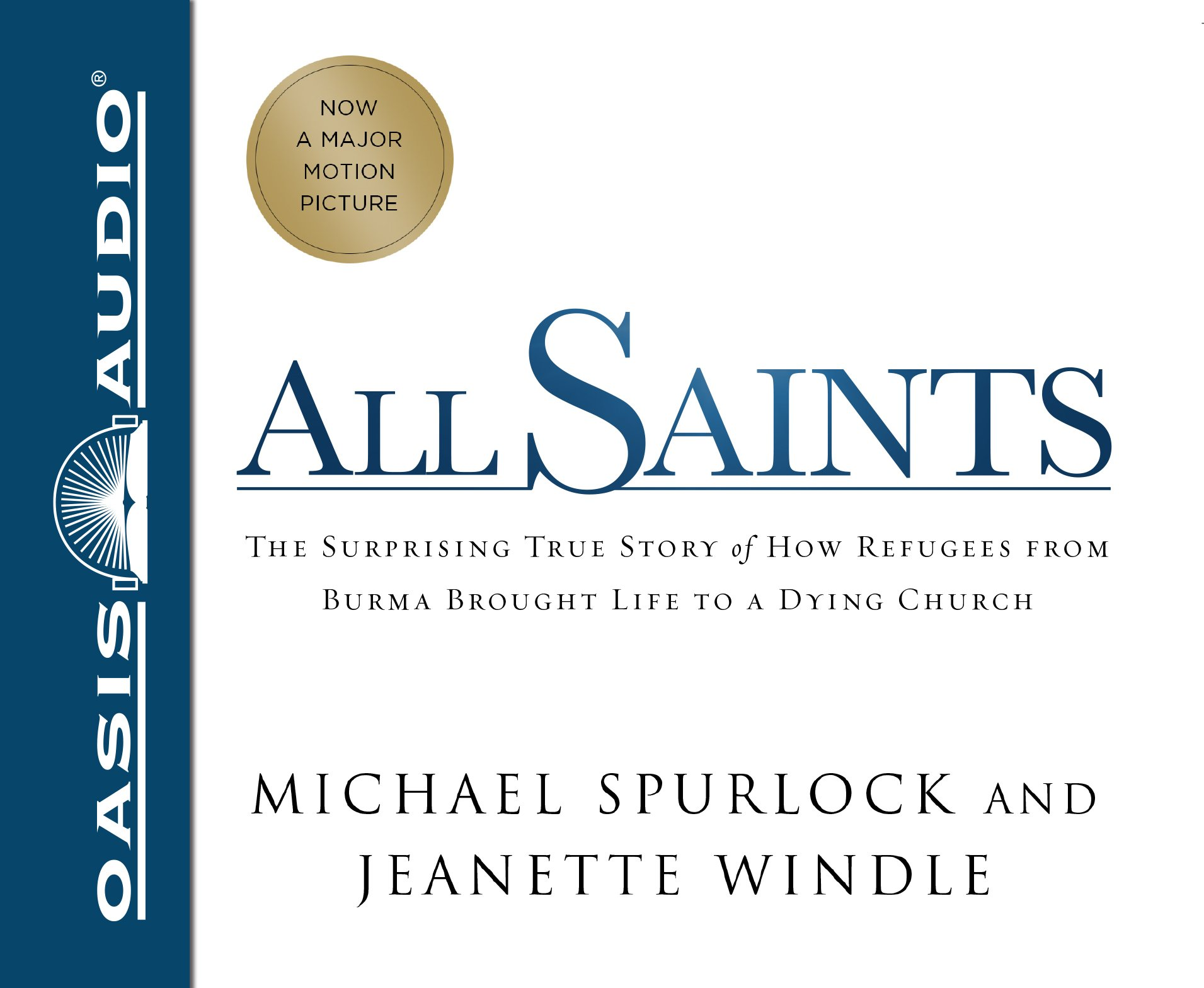 Download All Saints (Library Edition): The Surprising Story of How Refugees From Burma Brought Life to a Dying Church pdf epub