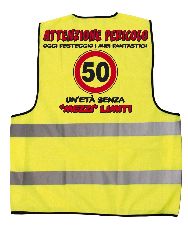 Cravattone 50 Anni Cravatta Gadget Idea Regalo Festa 50