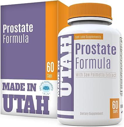 prostate vitamins supplements