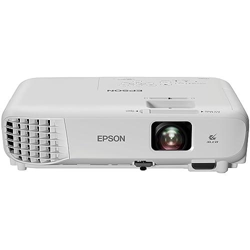 EpsonEBW05Projecteur3LCDportable3300lumensblancWXGA1280x8001610720p