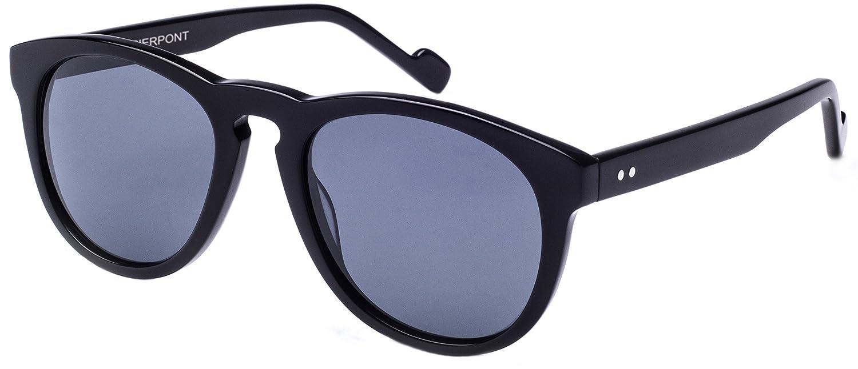 0eb0486524c Amazon.com  Crimson Visual - Pierpont - Polarized Sunglasses (Black ...