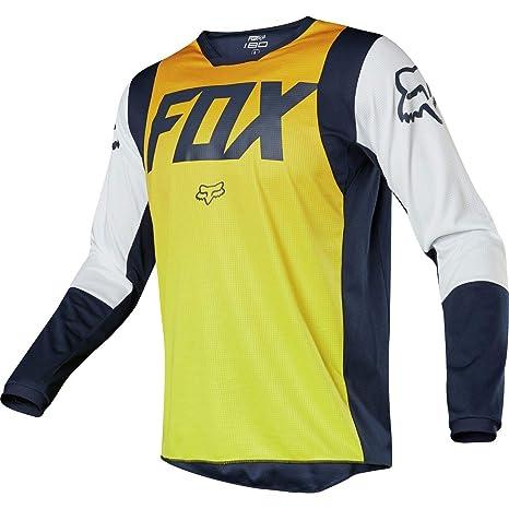 a64b6fc40d9 Amazon.com  Fox Racing 180 Idol Men s Off-Road Motorcycle Jersey ...