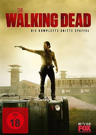 The Walking Dead Season  Uncutblu Ray Fsk