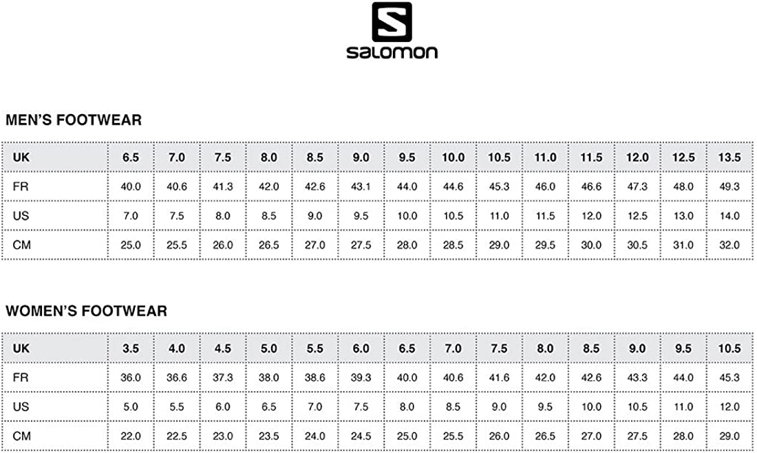black//magnet//fair aqua Salomon Damen Trail Running Schuhe XA LITE GTX W Farbe: schwarz//T/ürkis