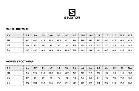 salomon speedcross 3 size chart european herren