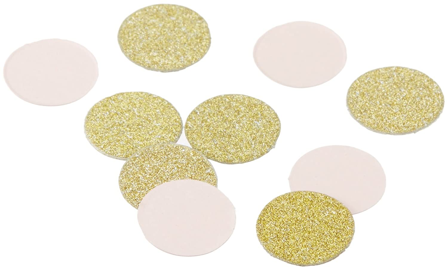 Ginger Ray PP-620 Pastel Perfection Gold Glitter And Pastel WeddingParty Table Confetti Pink