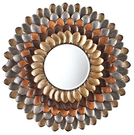 Amazon.com: Albion Round Decorative Wall Mirror: Home & Kitchen