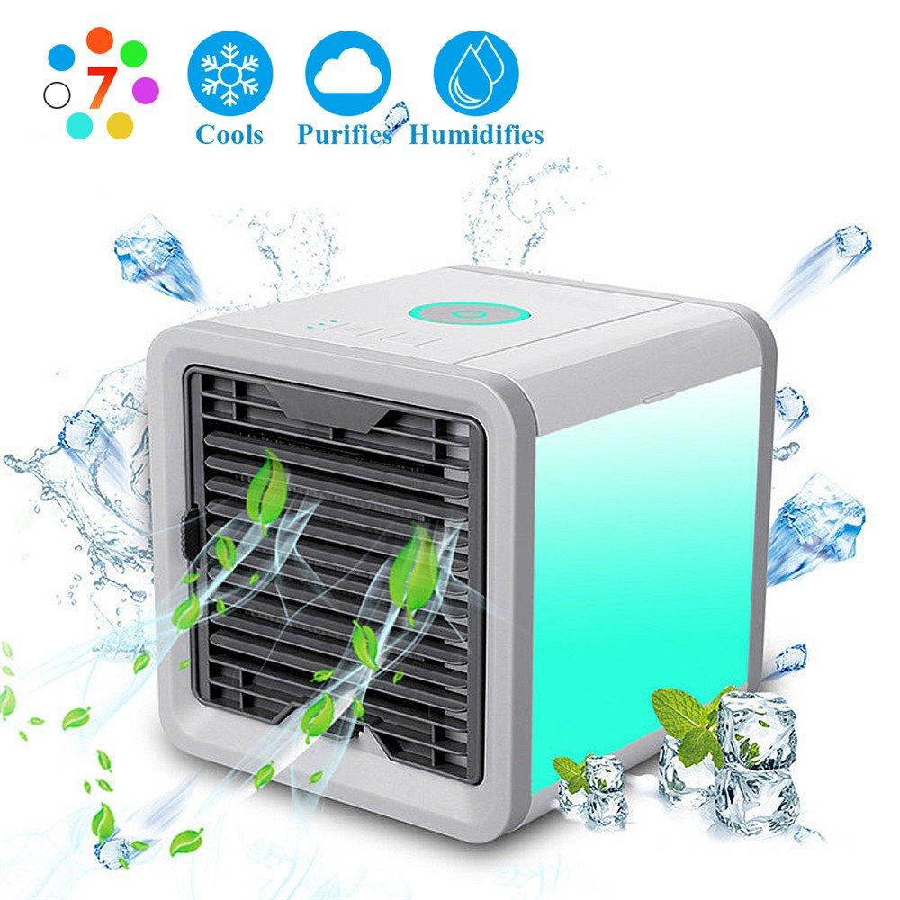 AAPP Shop Klimaanlage Kü hlung Kreative Mobile Kleine Klimaanlage Auto USB Micro Wassergekü hlte Lü fter