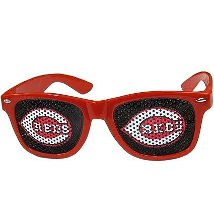 Amazon.com: MLB Cincinnati Reds Game Day Shades – Gafas de ...