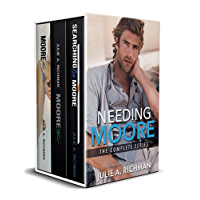 Needing Moore Series Boxed Set (English Edition)
