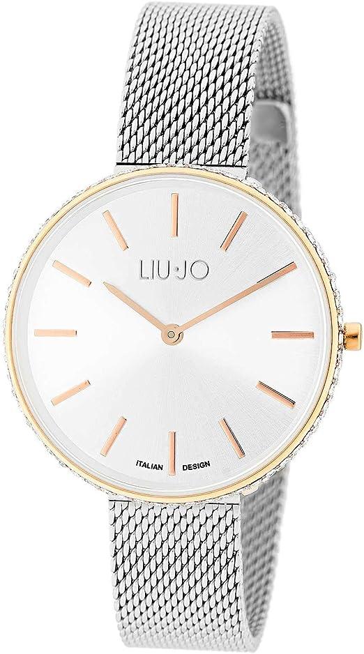 tuyo Margaret Mitchell Ten confianza  Reloj Liu Jo Mujer TLJ1414: Amazon.es: Relojes