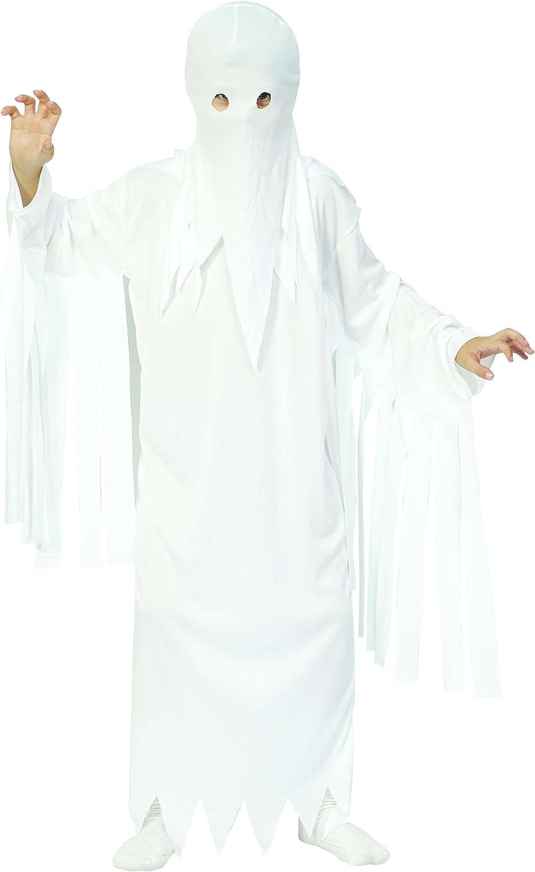 Disfraz de fantasma niño - 4 - 6 años: Amazon.es: Juguetes y juegos