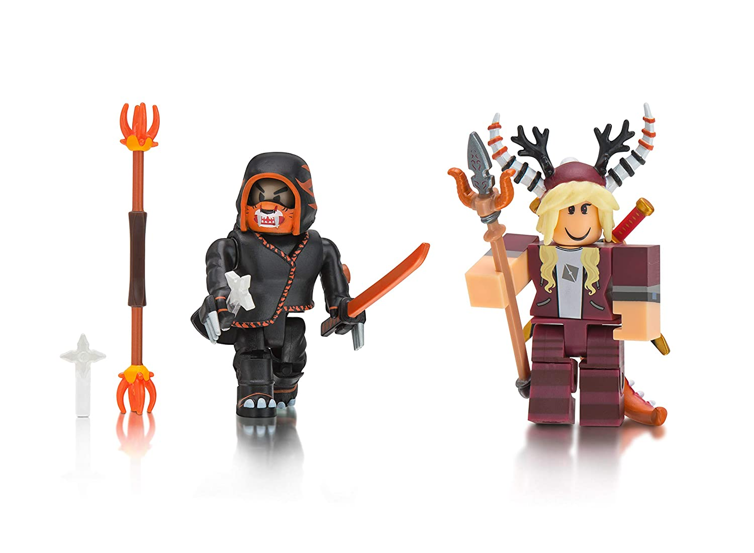Roblox - VivaLaVixen and Tohru: The Phantom Claw (Two Figure Pack)