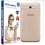 CELLBELL Samsung Galaxy J7 Prime(Back-Nano) Protector with Free Installation Kit